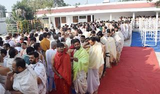 श्री मोहनखेड़ा महातीर्थ में गुरु सप्तमी महामहोत्सव मनाया
