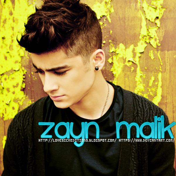 Posted by Alia at 6 23 AMZayn Malik Name Logo