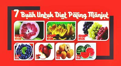 buah untuk diet ampuh turunkan berat badan