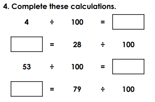 100 divided by 4