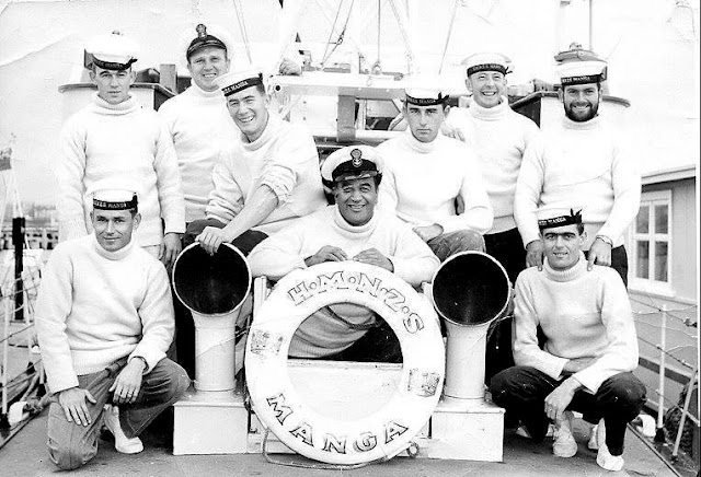 Manga Crew 1962
