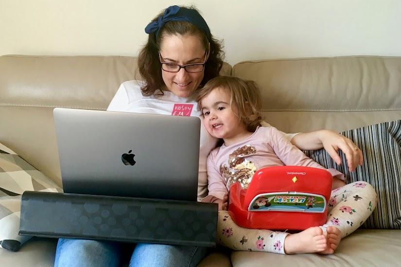 Ser madre y emprendedora