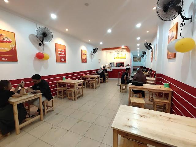 Ngikan Yuk (Cimone, Tangerang); Alternatif Kalau Bosen Dengan Dunia Per-Ayam-an