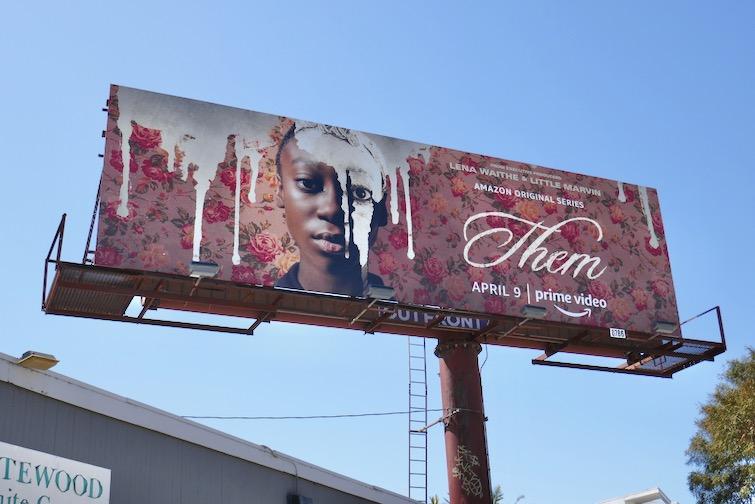 Them series launch billboard