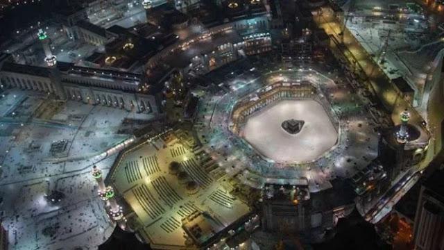 Corona Mengancam, Arab Tutup Kabah dan Makam Nabi Muhammad SAW