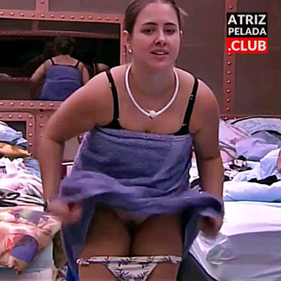 Patricia MOSTRANDO A B*CETA sem perceber no Big Brother Brasil 18