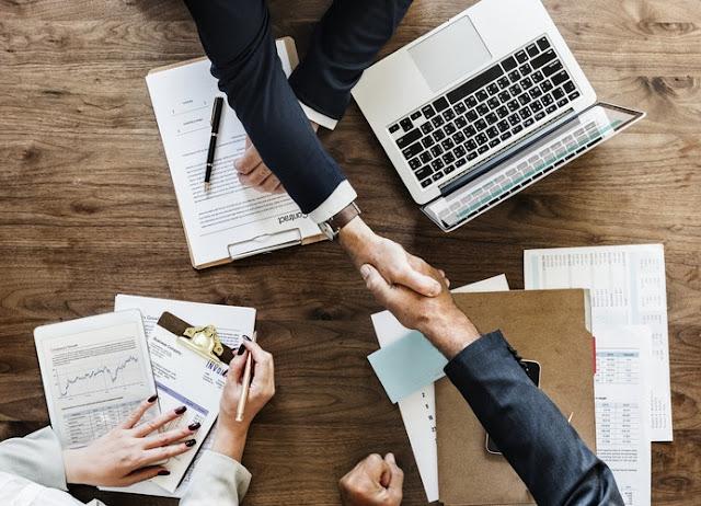 meeting, bank, business