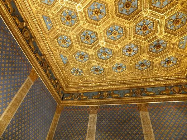 florence toscane palazzo vecchio chambre lys