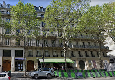 13 Boulevard Malesherbes, Paris (from Google Streetview)