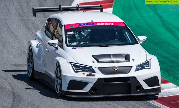 Santi Concepción JR se estrena en el campeonato de España CER –TCR