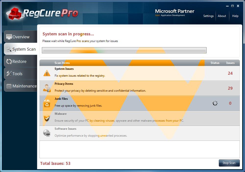 RegCure Pro 3.2.14 Full Key