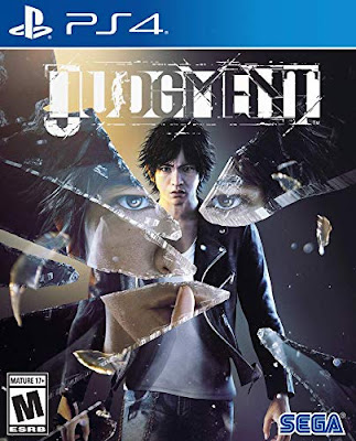 Judgement Game Cover Ps4