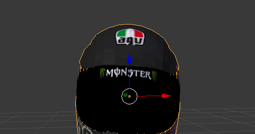 Mod Custom Helmet Tribute For Luis Salom (MotoGP 13)