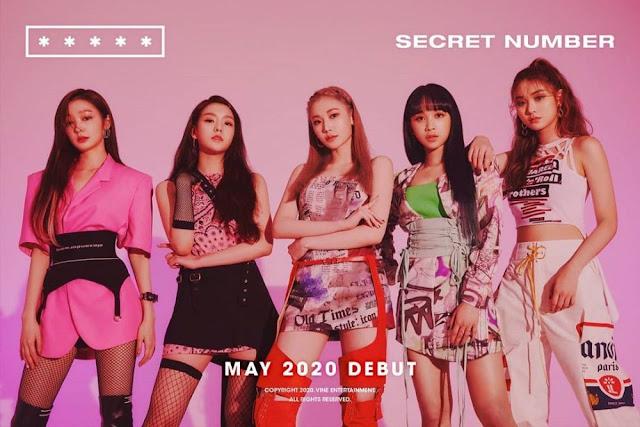 new girl group debuted on 2020