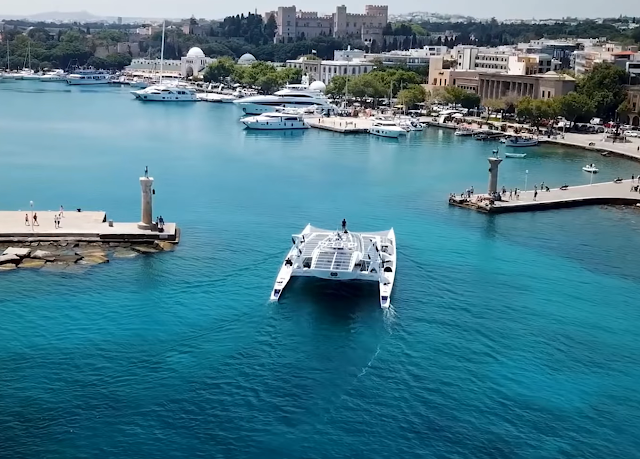 World's First Hydrogen Boat - Energy Observer | YouTube Video | LUXURY | XIT4U MEDIA