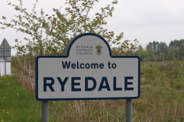 Welcome to Ryedale
