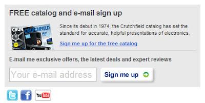 ejemplo de formulario de email