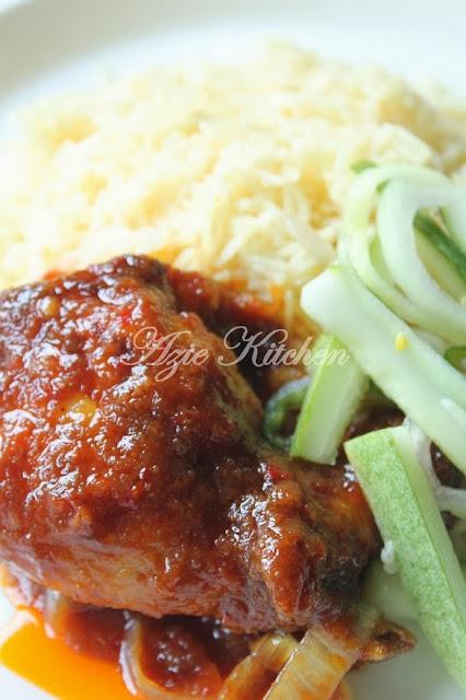 Nasi Minyak Azie Kitchen