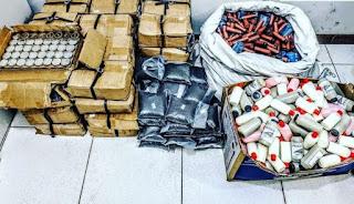 Homem é preso por venda ilegal de munições na Chapada Diamantina