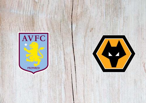 Aston Villa vs Wolverhampton Wanderers -Highlights 30 October 2019
