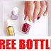 Free Bottle of Essie Nail Polish