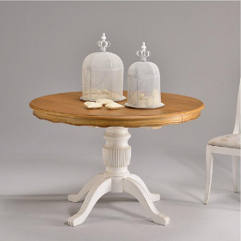 tavolo da pranzo con piano allungabile