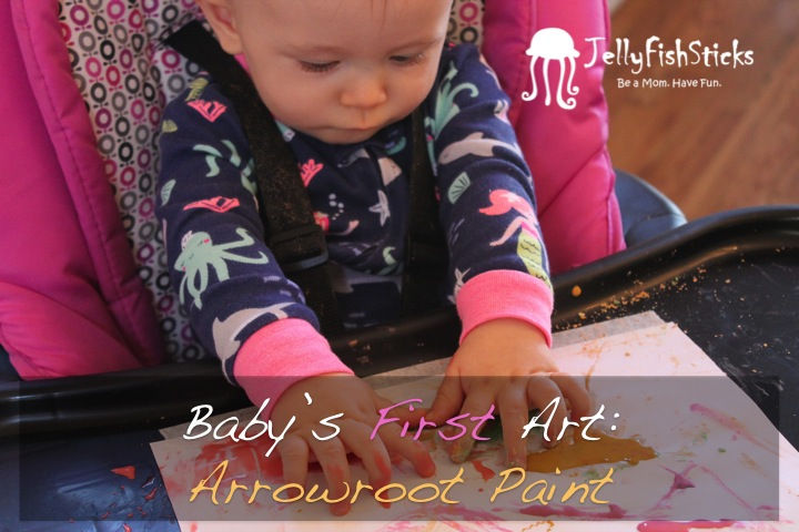 how to make baby safe paint