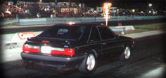 1989 5.0 Black Mustang