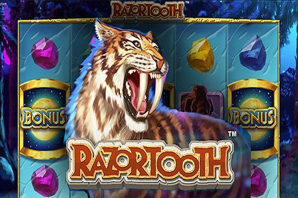 Main Gratis Slot Razortooth (Quickspin)