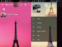 BBM MOD Menara Eiffel Based v2.13.0.26