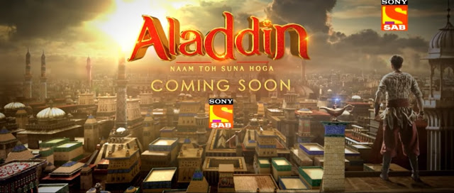 Aladin TV Serial on SAB TV