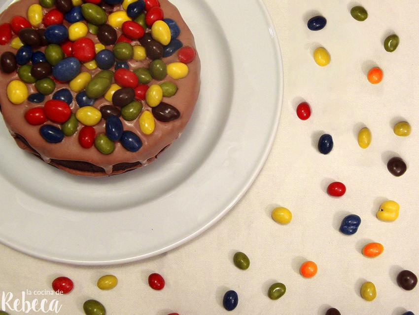 La cocina de Rebeca: Bizcocho fácil de chocolate (pound cake o ...