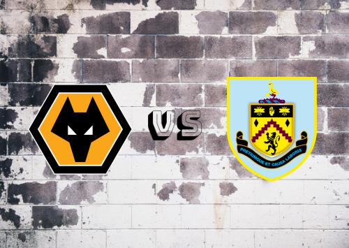 Wolverhampton Wanderers vs Burnley  Resumen