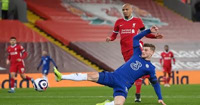 كورة لايف تقرير مباراة ليفربول وتشيلسي في الدوري الانجليزي