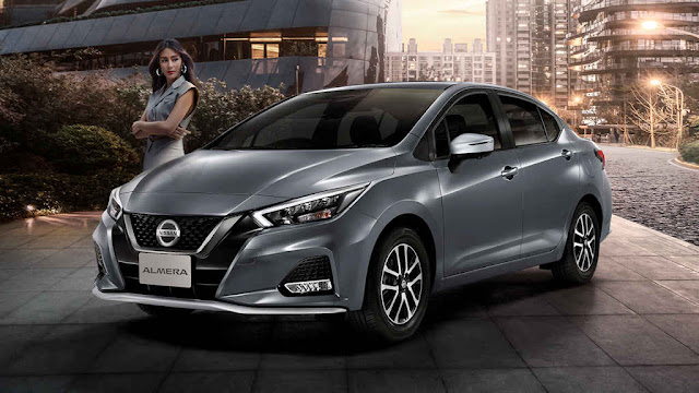 Nissan Just Made The Almera Look Sportier With This New Variant 2022