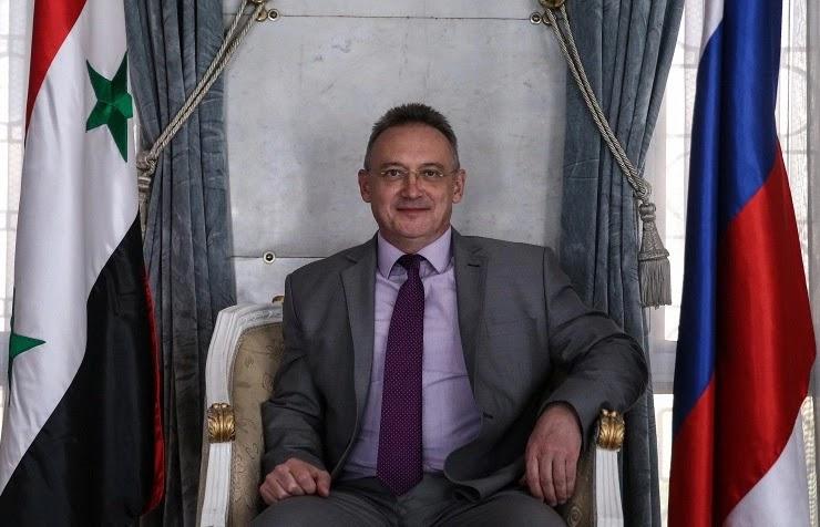 Ρώσος πρέσβης στη Συρία προς Ευρώπη:βάλτε τέλος στις οικονομικές κυρώσεις κατά της Συρίας
