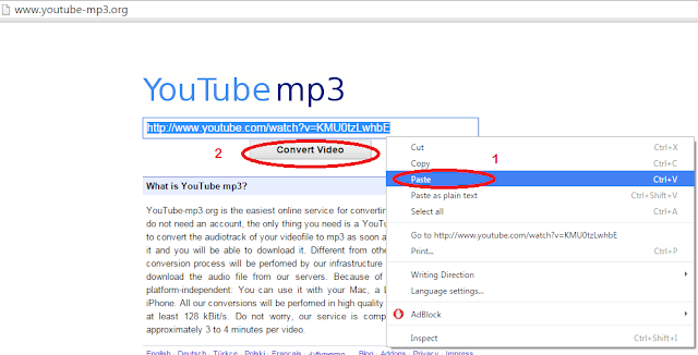 Cara Download Youtube ke MP3 Tanpa Software