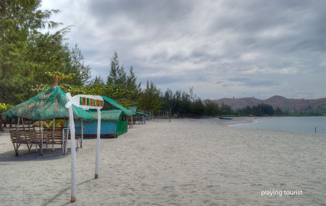 Silanguin Cove Beach Front
