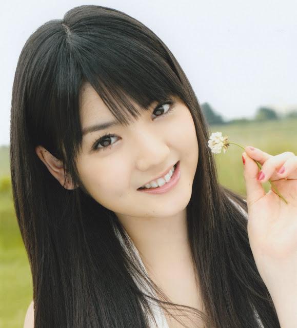 Model Cantik Jepang Sayumi Michishige