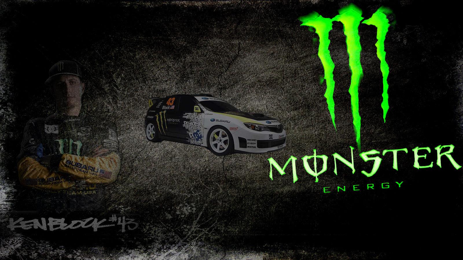 Stopthecanal Monster Energy Wallpaper