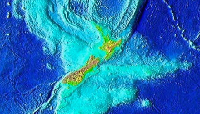New Zealand part of sunken 'lost continent': scientists