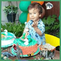 Miguel com dois anos
