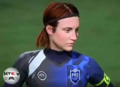 لعبة FIFA 22 واللعب بشخصية انثوية لأول مرة في تاريخ العاب FIFA