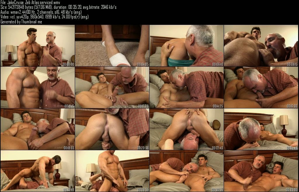 Zeb Atlas Gay Movies 14