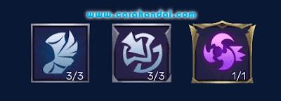 Emblem Clint Tersakit