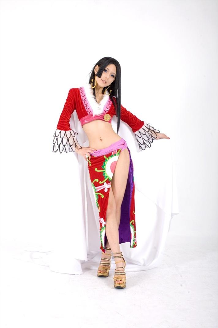 boa one piece cosplay