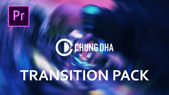 Chungdha Transition Pack (GRATIS) - INSTAVFX