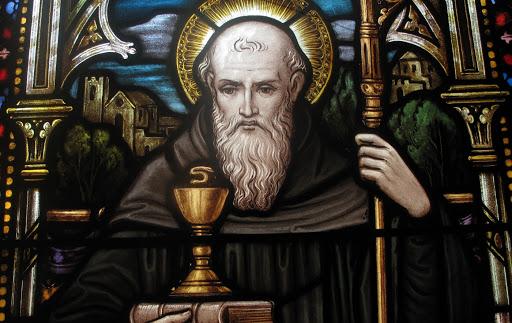 Nguồn gốc của Thánh giá trừ tà Benedicto