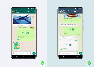 WhatsApp Has Launched In-App Payments For Users In Brazil