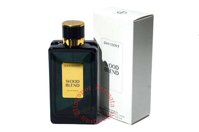 DAVIDOFF Wood Blend Tester Perfume